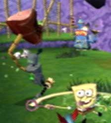 File:3d Spongebob & 1 Villain.jpg
