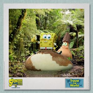 SpongeBob & Patrick Travel the World - Brazil 2
