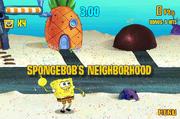 Picture Day Disaster SpongeBob's neighborhood