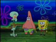 Shanghaied Squidward's ending 07