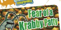 Fear of a Krabby Patty (VHS)