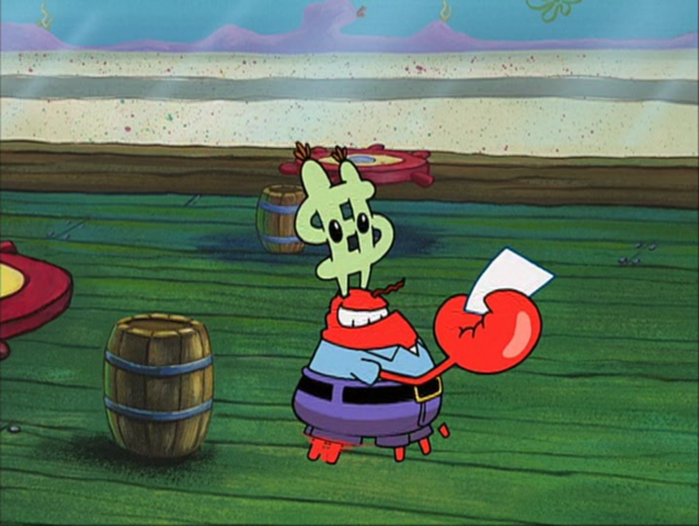 File:Mr. Krabs with Dollar Sign Eyes.png