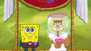 Spongebob-sandy-married
