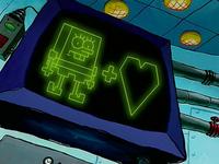 SpongeBob SquarePants Karen the Computer SB-2