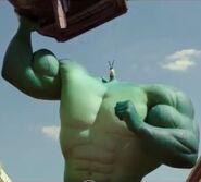 Hulk-like Hero