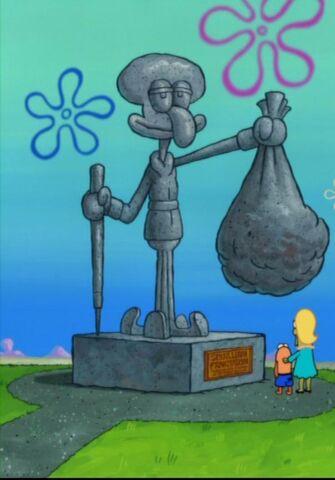 File:Squilliam's Statue.JPG