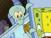 The Two Faces of Squidward 23