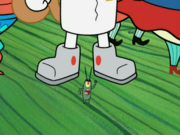 Sandy in The Krabby Kronicle-21