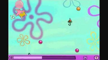 SpongeBob Game Bubble Blower