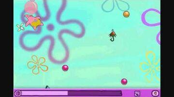 SpongeBob Game Bubble Blower