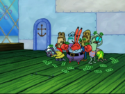 Mr. Krabs in Stuck in the Wringer-10