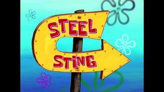 SpongeBob Music Steel Sting