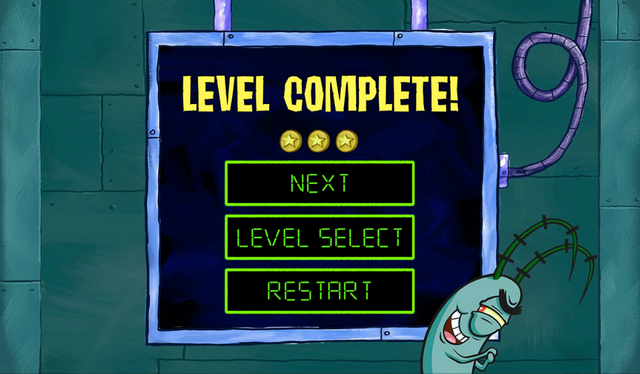File:Bikini Bottom Bop 'Em level complete.png