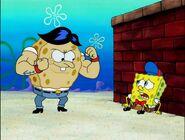 Young Blackjack & Kid SpongeBob