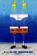 Spongebob squarepantsteaserposter