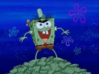 Moldy Sponge 014