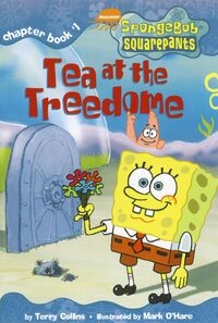 Tea at the Treedome Cover
