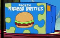 Frozen Krabby Patties