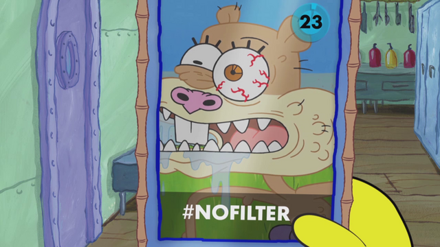 File:SpongeBob Checks His Snapper Chat 13.png