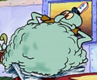 Full Squidward