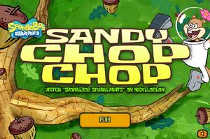 Sandy Chop Chop