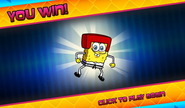 File:Bikini Bottom Brawlers karate SpongeBob you win.png
