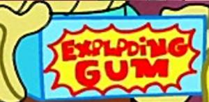 Explodinggum