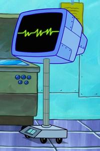 SpongeBob SquarePants Karen the Computer S9-Mobile