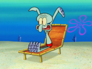 Squidward Tentacles in Sun Bleached-5
