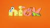 Nickelodeon - NI SpongeBob and CK Patrick Nickelodoen bumper