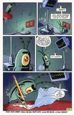 SpongeBob SquarePants Karen the Computer Chum Bucket Comic