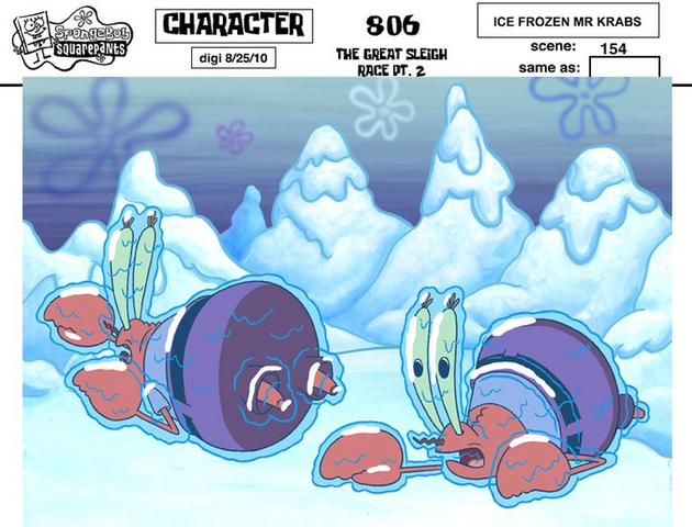 File:Ice Frozen Mr. Krabs.png