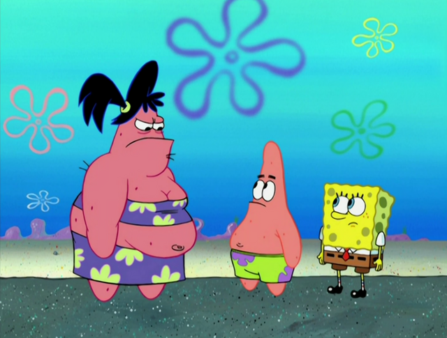 File:Sam,patrick and spongebob.png