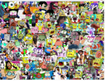 Spongebob ohter friends