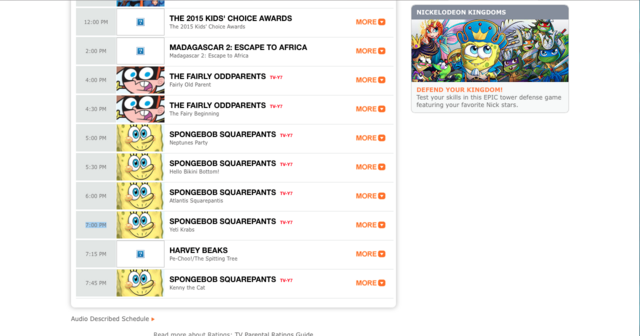File:Nick Schedule - Yeti Krabs is there!.png