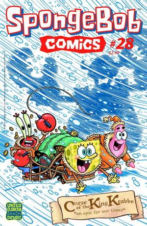 SpongeBobComicsNo28