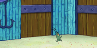 SpongeBob's House/gallery/Plankton Gets the Boot