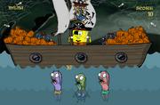 Zombie Pond - Gameplay