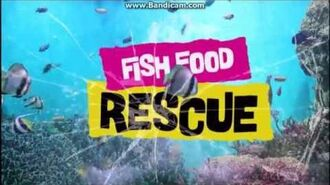 Fish Food Rescue The Krusty Krab - SpongeBob Short