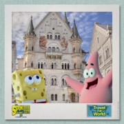 SpongeBob & Patrick Travel the World - Germany 2