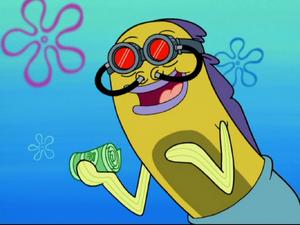 Stench-Vision Goggles