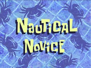 Nautical Novice