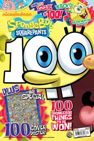File:SpongeBobSquarePantsMagazine100.jpg