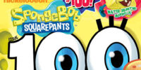 SpongeBob SquarePants Magazine Issue 100
