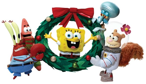 File:It's a spongebob christmas.jpg