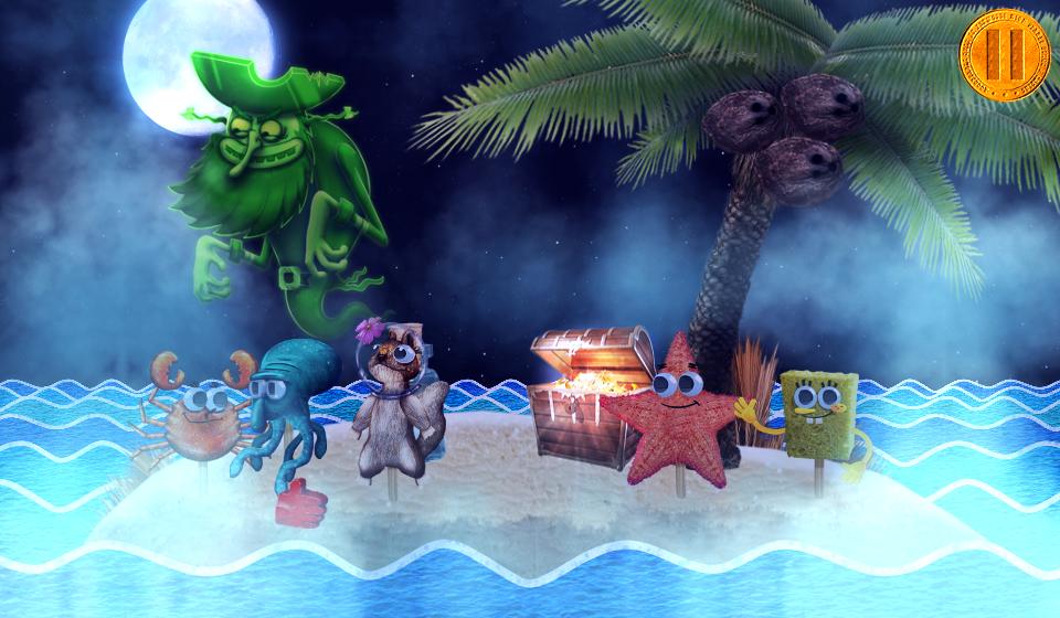 SpongeBob Battle for Bikini Bottom All Bosses   YouTube