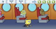 Bags Away SpongeBob