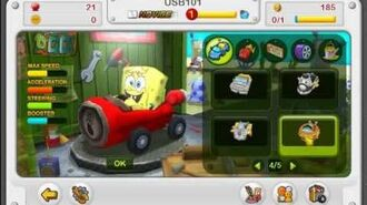 SpongeBob Town 1st Closed Beta Test PlayThrough Part 9 Time for the Bikini Drift!