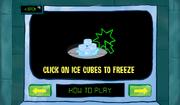 Bikini Bottom Bop 'Em ice cubes
