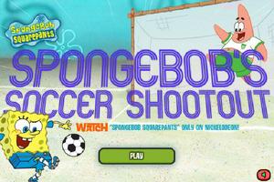 SpongeBob's Soccer Shoutout